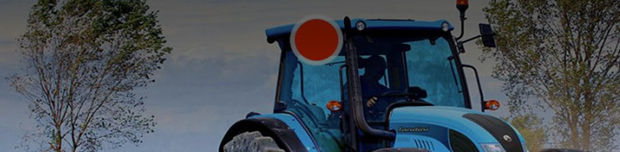 Traktor Außenspiegel